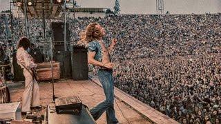 "Led Zeppelin - ""The Rain Song"" 1973/06/02 - Kezar Stadium, San Francisco, CA"