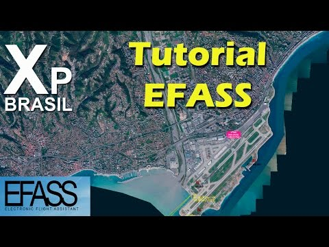 Tutorial EFASS - Electronic Flight Assistant - BR
