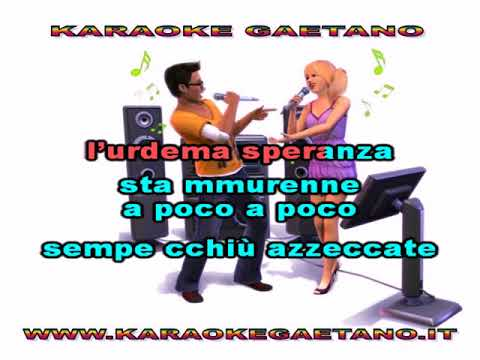 Mauro Nardi E arriva lui karaoke