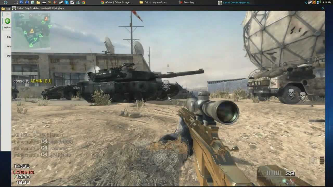 Fourdeltaone: how to play call of duty mw3 multiplayer:) youtube.