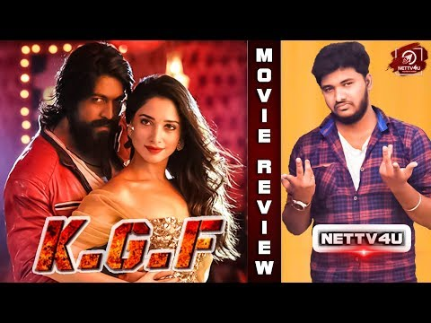 KGF Movie Review Tamil | Yash | Prashanth Neel | Srinidhi Shetty | Tamannaah Bhatia
