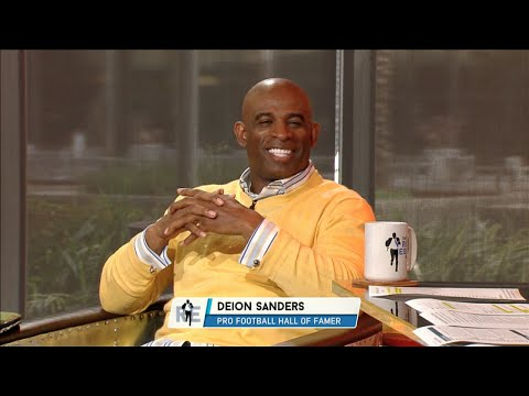 NFL Network Analyst Deion Sanders Joins The RE Show In-Studio (Part 1) - 3/4/16
