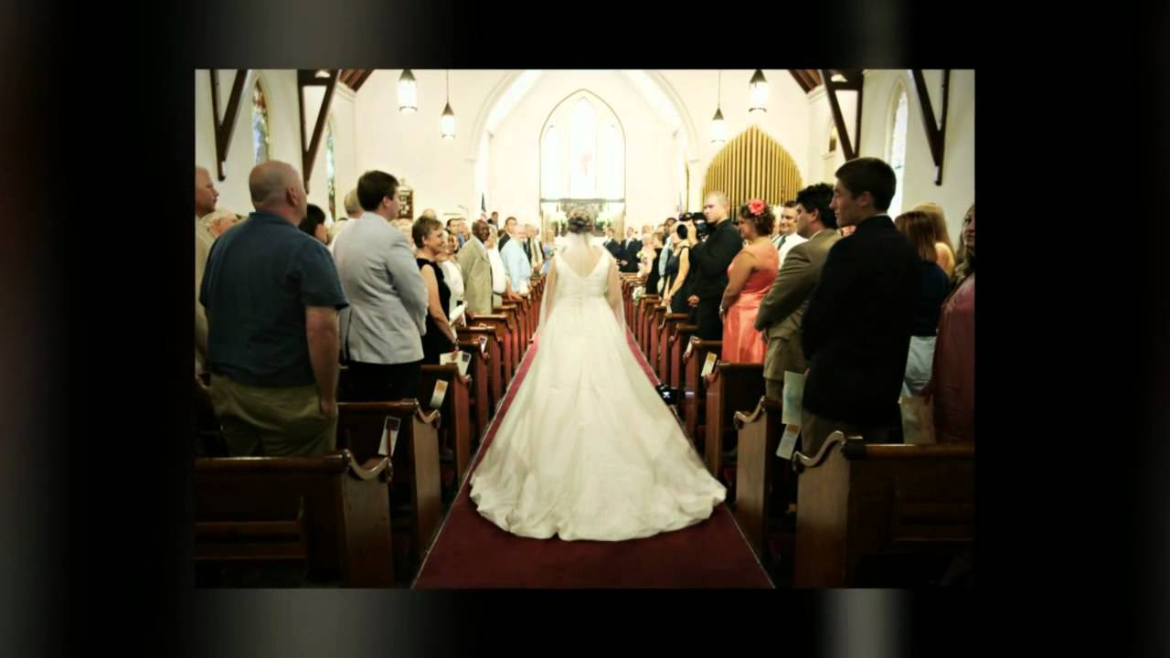 grace episcopal church wedding in camden sc