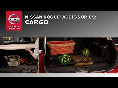 Nissan Rogue Accessories: Cargo