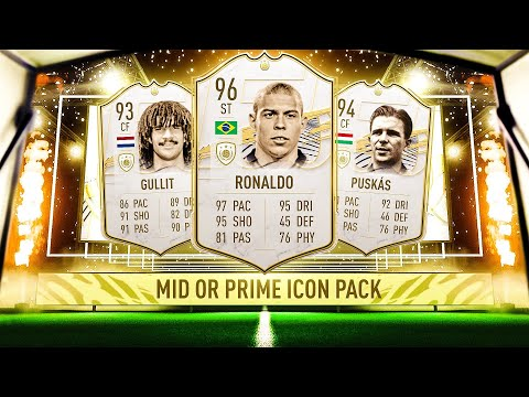 THIS IS WHAT I GOT IN 15X MID OR PRIME ICON PACKS! #FIFA21 ULTIMATE TEAM