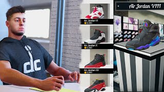 NBA 2k17 - Sneaker Shopping Before First College Game Ep.3