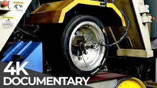 Pirelli: World's Most Renowned Tyre Manufacturer | Mega Manufacturing | Free Documentary