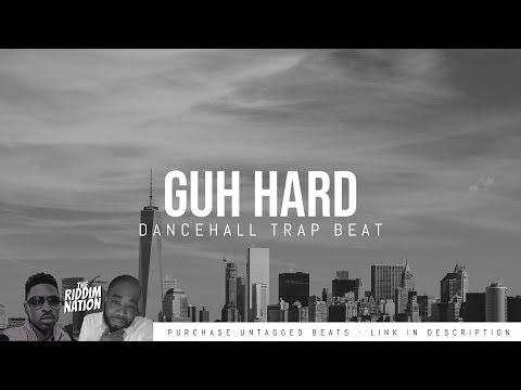 Dancehall Instrumental Beat 2017 -  Guh Hard Riddim (Vybz Kartel Type Beat)