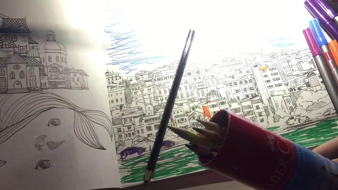 Asmr Türkçe Boyama Kitabı Renklendirme Fısıltı Tıkırtı Konuşma