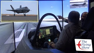 Season Five, Episode 12: F-35 Flight Simulator with Lockheed Martin