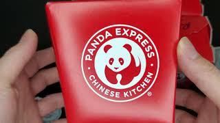 Panda Express Family Feast through Postmates Review