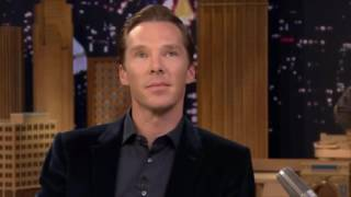Mad Lib Theater with Benedict Cumberbatch - video Nov 2016