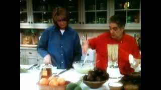 How to Make Mexican Avocado Soup - Martha Stewart Food