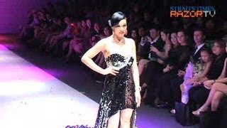 Francis Cheong Couture starring Christy Chung