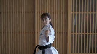 KARATEDO - Ayano Nakamura/Interview - IS JAPAN COOL? DOU(空手道 - 中村 綾乃)