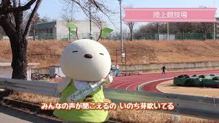 福島大学公式マスコットキャラクター「めばえちゃん」のイメージソングです。 CDは大学生協にて1枚500円(税込み)で販売しています。...