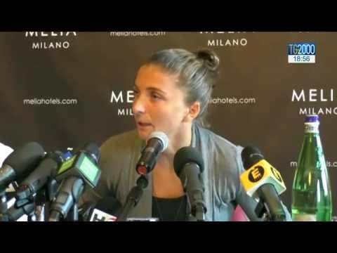 """Tennis. Sara Errani:""""La quantità di cattiverie ricevute è una cosa sbalorditiva e imarazzante"""""""