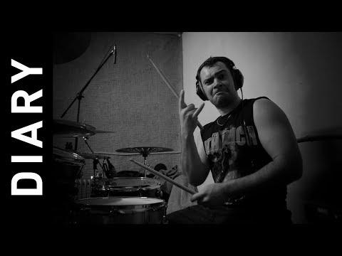 Oblivion Machine - Drums Recording Session 2017