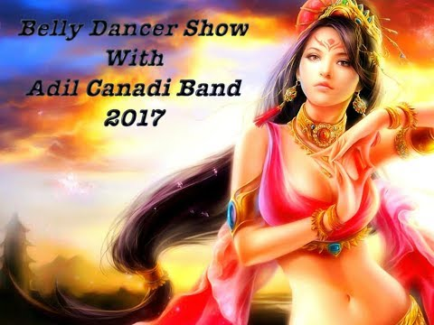 Adil Canadi Band in State of Florida, (Belly Dancer Show)
