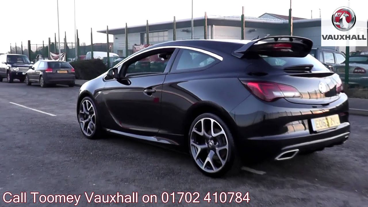 2013 Vauxhall Astra Gtc Vxr 2l Carbon Flash Eo63zvu For