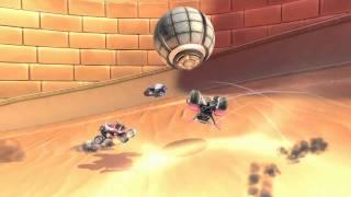 Supersonic Acrobatic Rocket-Powered Battle-Cars Robo Theme Trailer!
