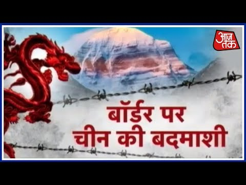China Threatens India To Remove Army From Sikkim Border
