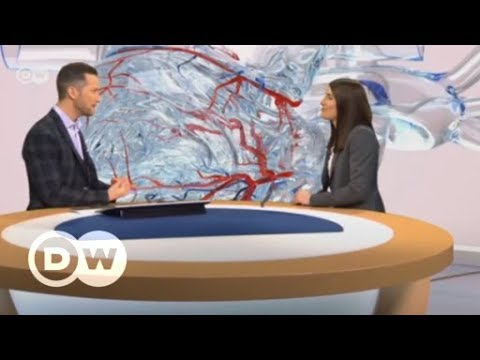 Interview with health economics specialist | DW English
