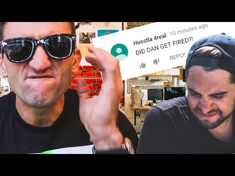 What actually happened with Casey Neistat?!