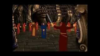 Broken Sword: The Shadow of the Templars [Retrogame Playthrough Movie]