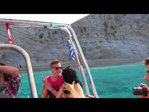 From Paleokastritsa to Paradise Beach, Corfu, Greece