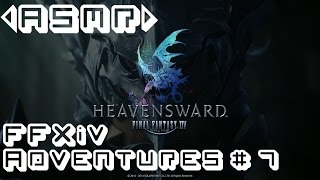 Asmr Ffxiv Heavensward Adventures # 7 *whispering, Chewing Gummy Candy, Mouse/keyb
