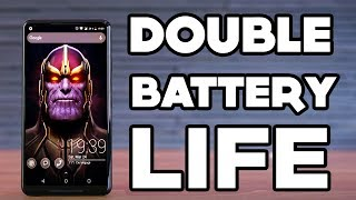 Double Your Battery Life 2018 Any Phone !