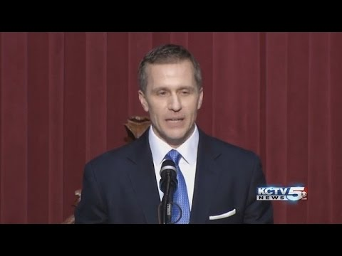 Missouri Governor Eric Greitens gives State of the State Address