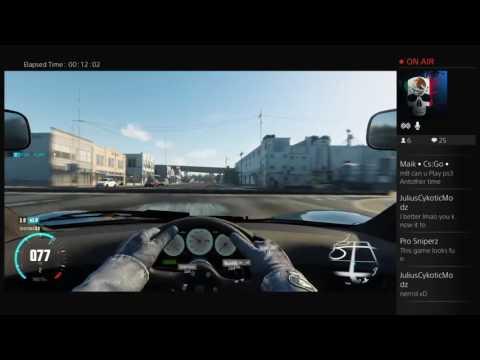 | The Crew Gameplay ! With JuliusModz / Cruising In MClaren F1 (Traveling To Miami!)