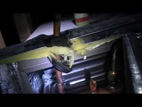 HVAC - Coil Leak and Quick Fix