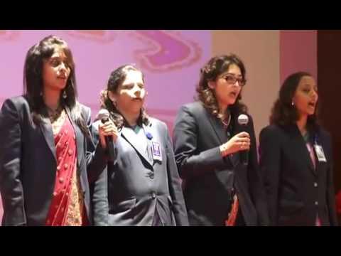 G. D. Goenka, Surat Grand Parent's Day Celebration 07/09/2012 Part 1
