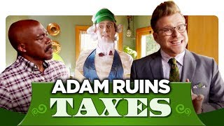 The Real Reason Taxes Suck (And Why They Don't Have To) | Adam Ruins Everything