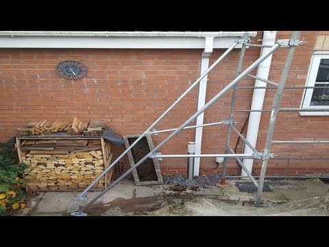 Outriggers For DIY'ers Scaffold