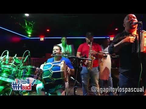 Agapito & Los Pascual En vivo - La Cosquillita @ Yarumba ( Miami, Florida)