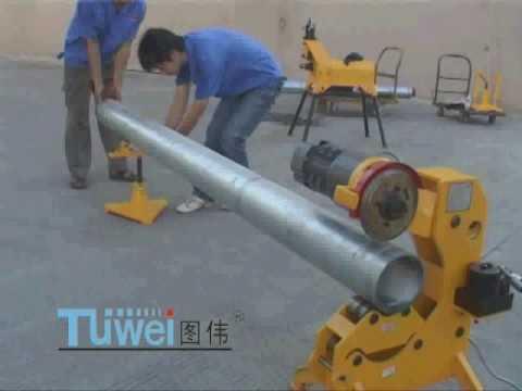 Tuwei TWQ 切管機 - YouTube