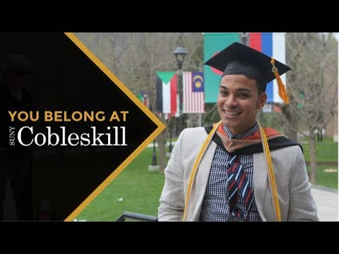 YOU BELONG AT SUNY COBLESKILL