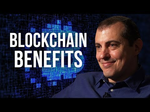 THE BENEFITS OF USING BLOCKCHAIN - Andreas Antonopoulos | London Real