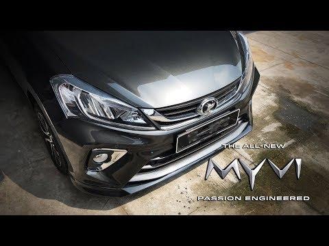 How is Myvi Advance 2017 look like ?   AutoBoyz
