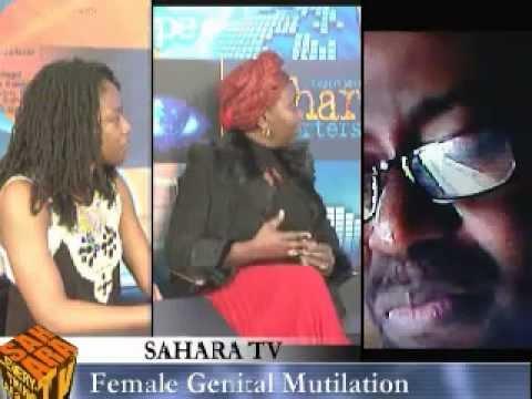SaharaTV explores Female Genital Mutilation
