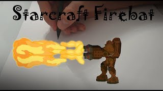 Creating From Scratch - Starcraft Firebat | Patreon | Stick Nodes
