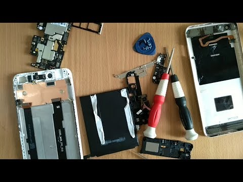 MI Redmi Y1 Teardown | Repair Redmi Y1 | Disassembly Xiaomi Redmi Y1 | Replacement Parts Redmi Y1