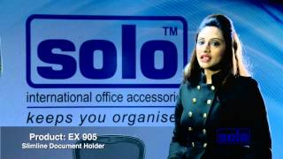 Slimline Document Holder By Sethi Writing Companey Pro Id: EX 905