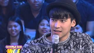 Vice, kinilala ang magkapatid na sina AJ at Enchong Dee
