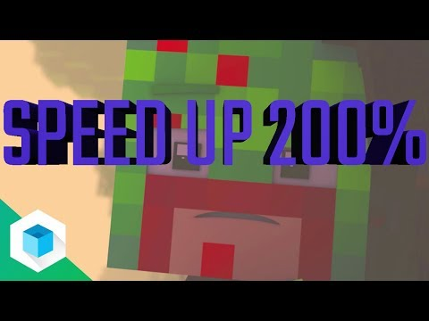 Speed Up 200% - NEVER STOP FARMING