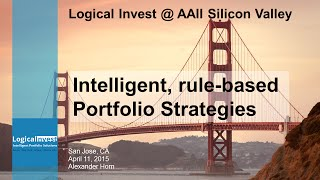 AAII Silicon Valley: Part I - AAII SV Board Intro